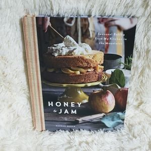 Like new Honey and Jam cookbook